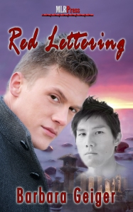 cover for red lettering
